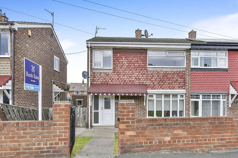 3 Bedrooms Semi Detached House for sale in Northlea Road, Seaham, SR7