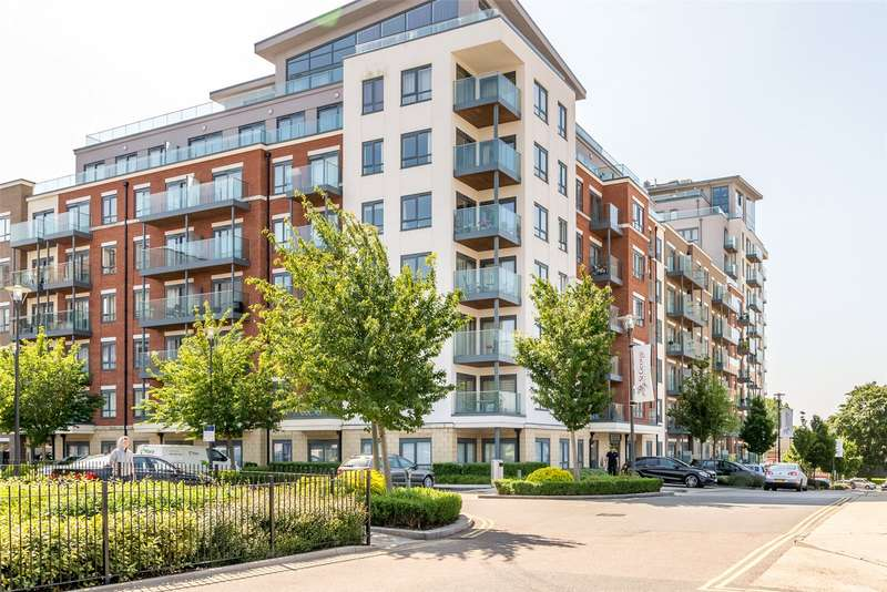 3 Bedrooms Apartment Flat for sale in Capri Apartments, Beaufort Park, Colindale, NW9