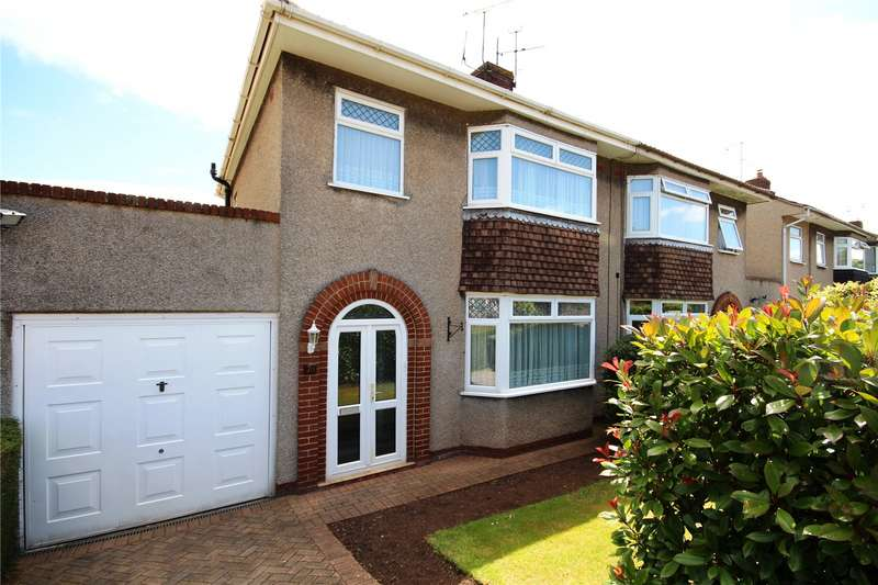3 Bedrooms Property for sale in Fouracre Crescent Bromley Heath Bristol BS16