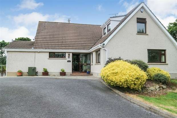4 Bedrooms Detached House for sale in Ballymullan Road, Lisburn, County Antrim