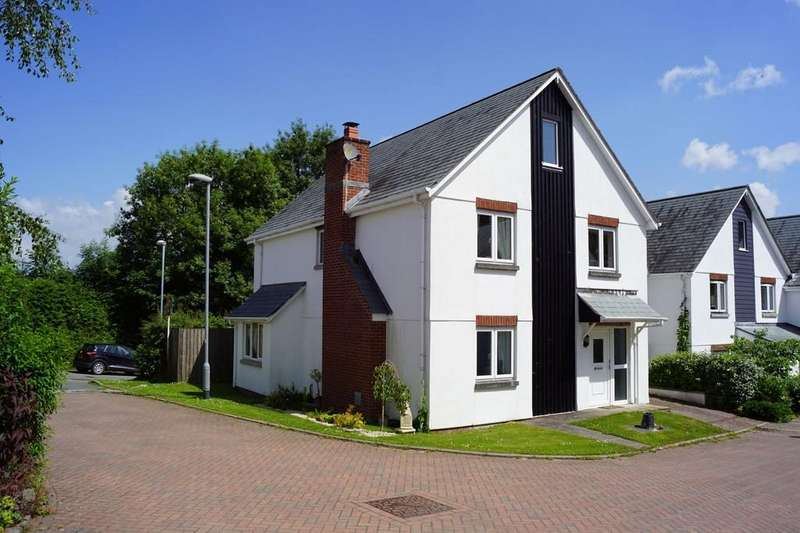 5 Bedrooms Detached House for sale in Lamerton