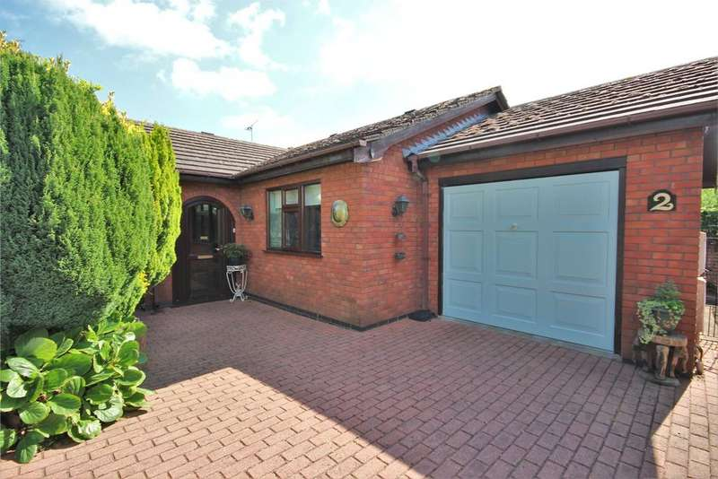 2 Bedrooms Detached Bungalow for sale in Parksgate Avenue, Lincoln, LN6