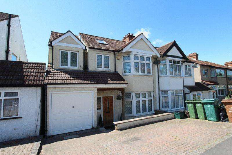 4 Bedrooms Semi Detached House for sale in Cambridge Road, Carshalton Beeches