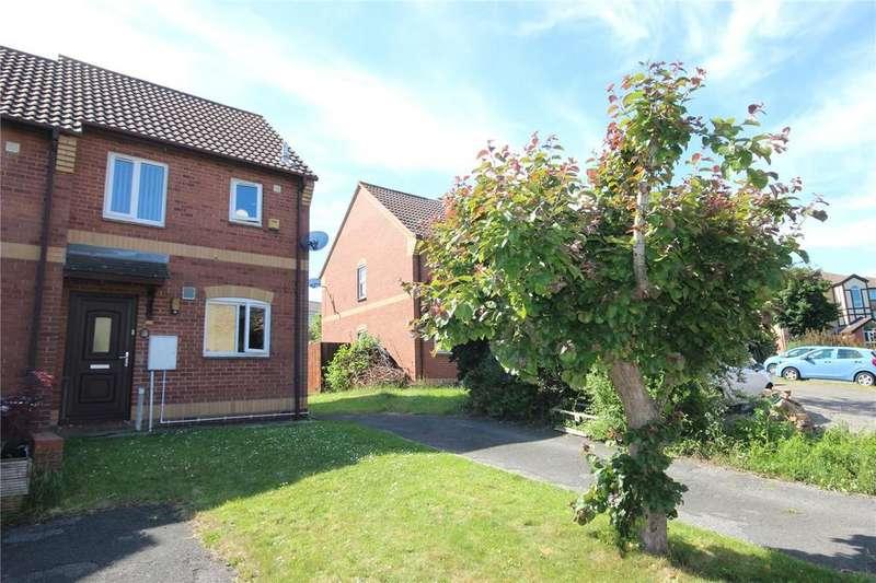 2 Bedrooms End Of Terrace House for sale in Palmers Leaze, Bradley Stoke, Bristol, BS32