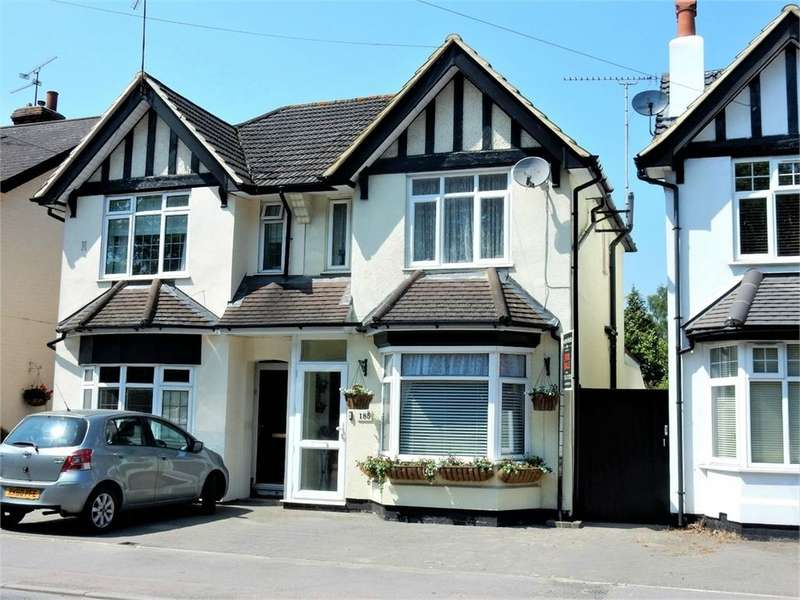 3 Bedrooms Semi Detached House for sale in Yorktown Road, SANDHURST, Berkshire