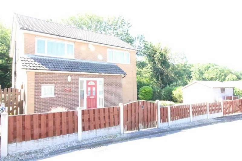 4 Bedrooms Detached House for sale in Milner Gate Court, Conisbrough