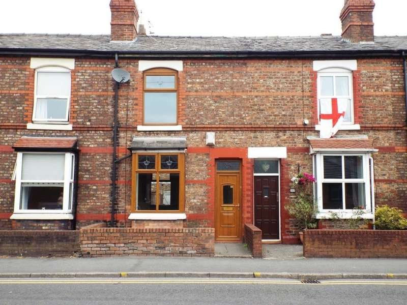 3 Bedrooms Terraced House for sale in Thelwall Lane, Warrington, WA4