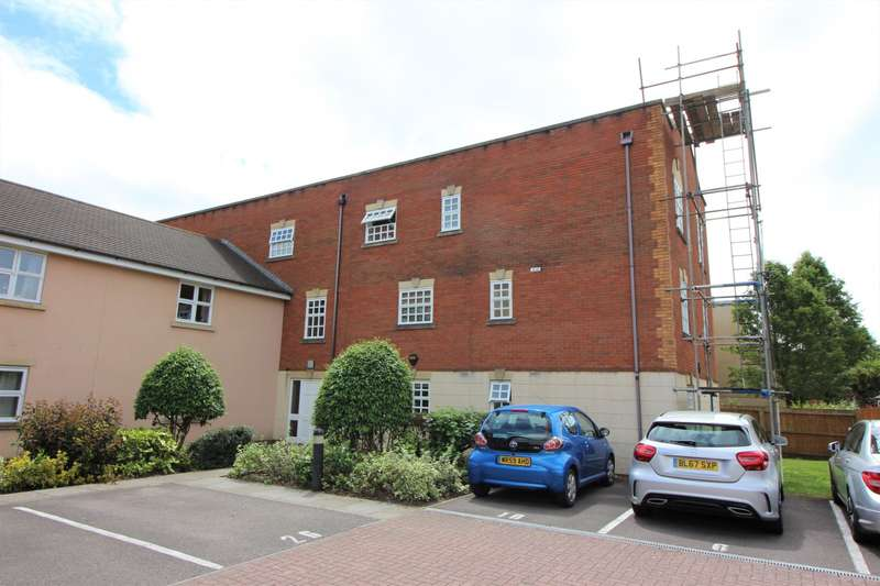 2 Bedrooms Apartment Flat for sale in John Repton Gardens, Bristol, BS10