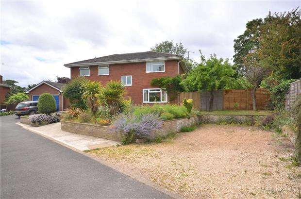 4 Bedrooms Detached House for sale in Popeswood Road, Binfield