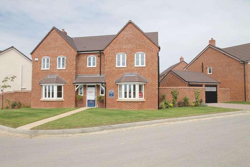 5 Bedrooms Detached House for sale in Cornaways, Brockeridge Road, Twyning, Tewkesbury