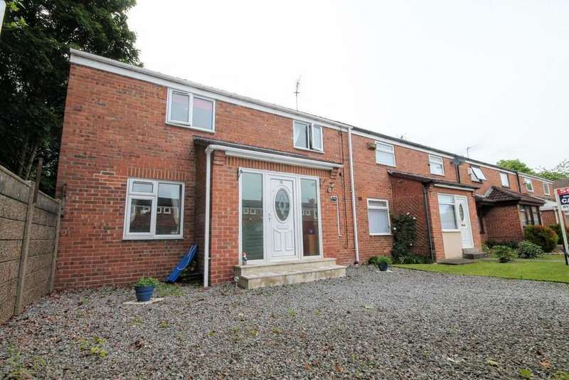 3 Bedrooms End Of Terrace House for sale in Watson Road, Newton Aycliffe