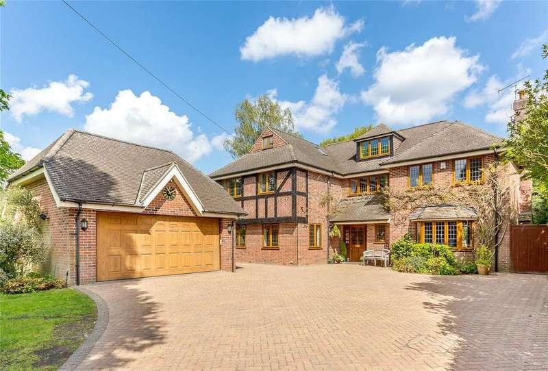 6 Bedrooms Detached House for sale in Maltmans Lane, Chalfont St Peter, Gerrards Cross, Buckinghamshire