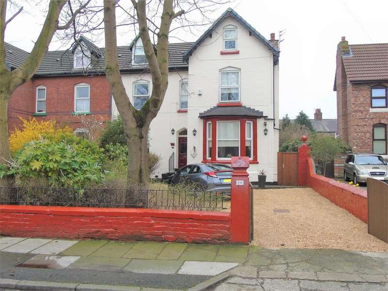 6 Bedrooms Semi Detached House for sale in Higher Lane, Liverpool