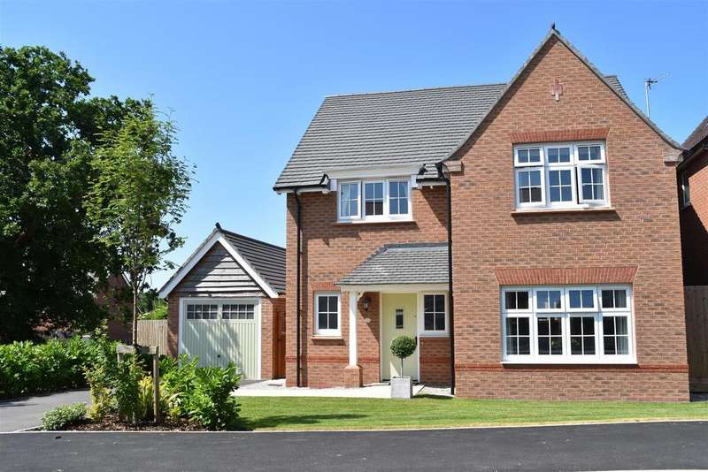 4 Bedrooms House for sale in Wentwood Crescent, Leyland