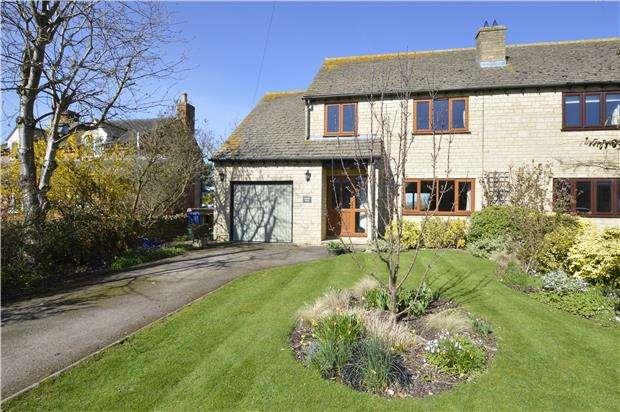 4 Bedrooms Semi Detached House for sale in Cherry Tree, Teddington, ,GL20 8JA