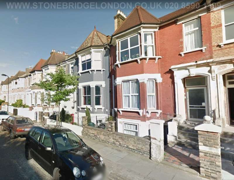 4 Bedrooms Terraced House for sale in Ickburgh Road, London, Clapton, E5