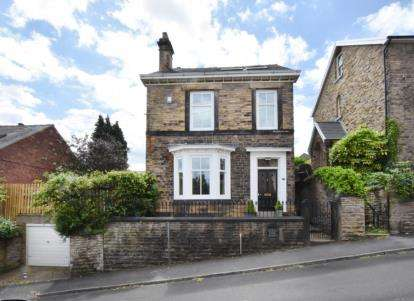 4 Bedrooms Detached House for sale in Beechwood Road, Hillsborough, Sheffield
