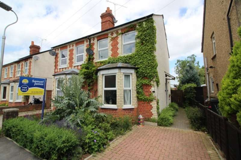 3 Bedrooms Semi Detached House for sale in Recreation Road, Reading