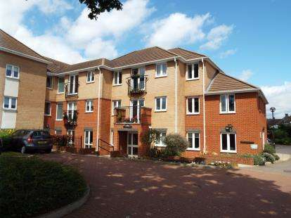 2 Bedrooms Flat for sale in Olympic Court, Cannon Lane, Luton, Bedfordshire