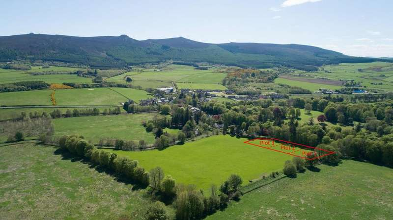 Plot Commercial for sale in Oyne, Insch, Aberdeenshire AB52