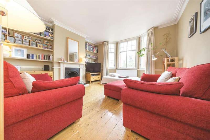 3 Bedrooms Flat for sale in Askew Road, W12