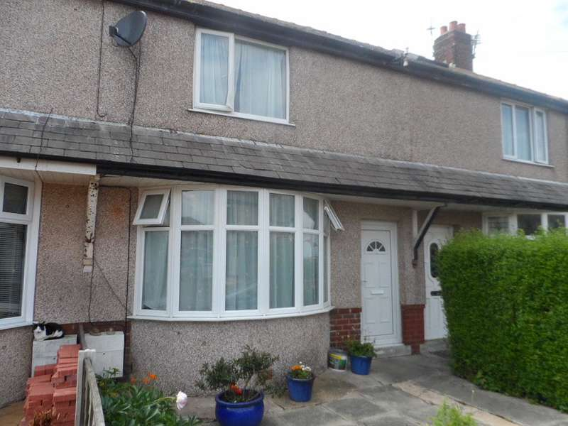 2 Bedrooms Terraced House for sale in Ashton Avenue, Knott End, FY6 0BU