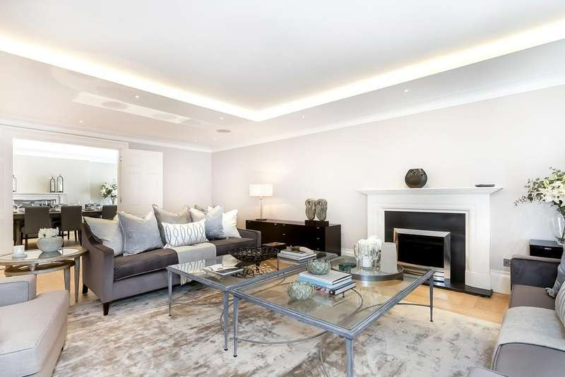 3 Bedrooms Flat for sale in Kings Street, St James's