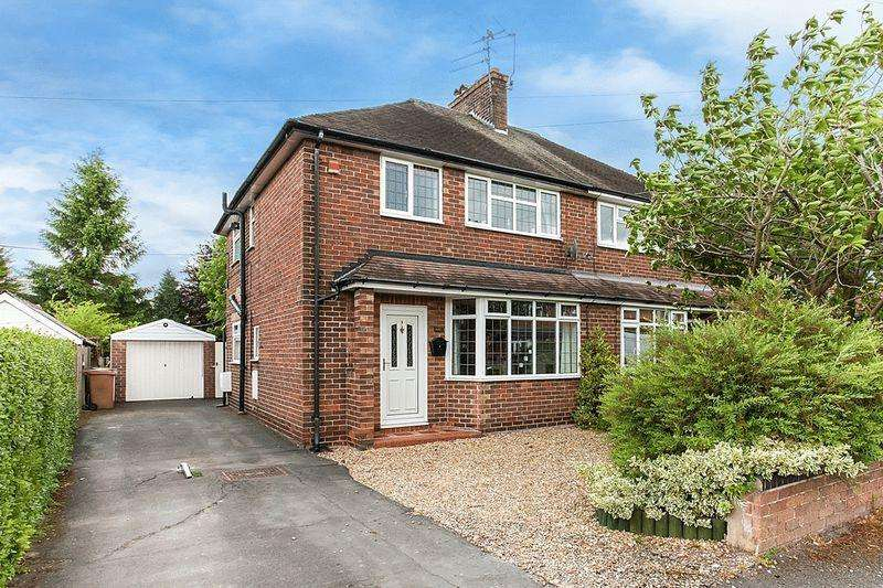3 Bedrooms Semi Detached House for sale in Trinity Place, Mossley