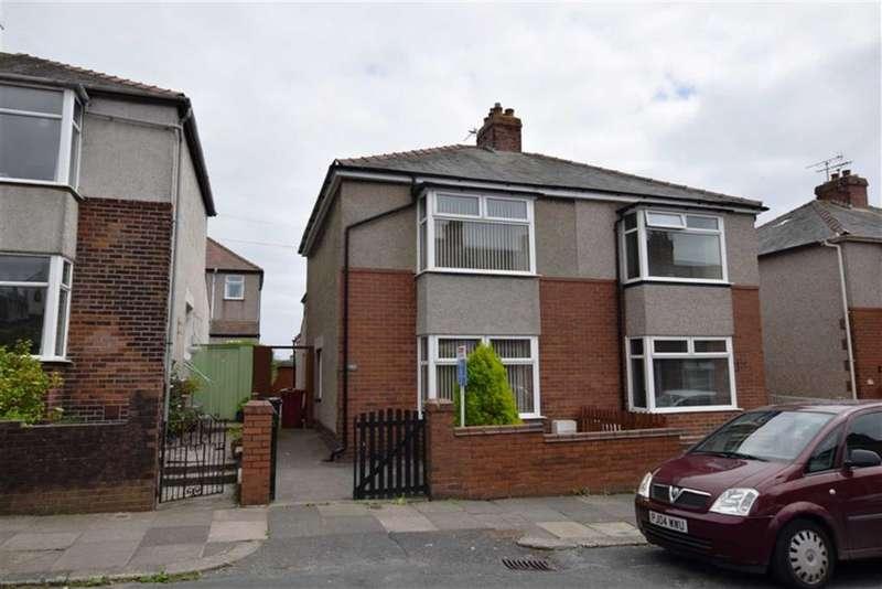 2 Bedrooms Semi Detached House for sale in Harrogate Street, Barrow-in-Furness, Cumbria