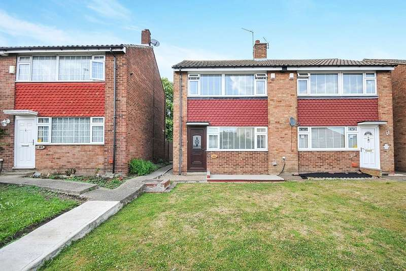 3 Bedrooms Semi Detached House for sale in Houston Road, London, SE23