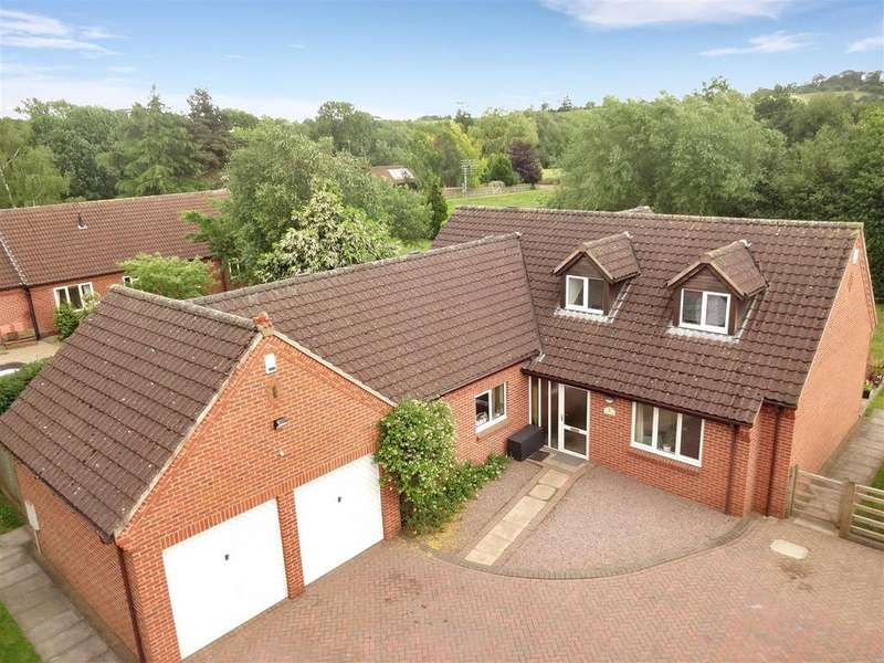 4 Bedrooms Detached House for sale in Main Street, Edingley, Newark