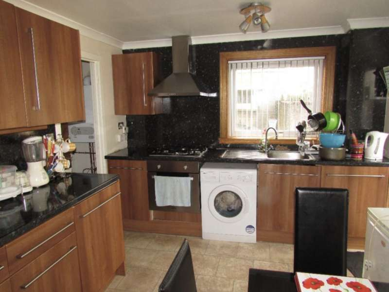 2 Bedrooms Semi Detached House for sale in Bute Road, Cumnock KA18