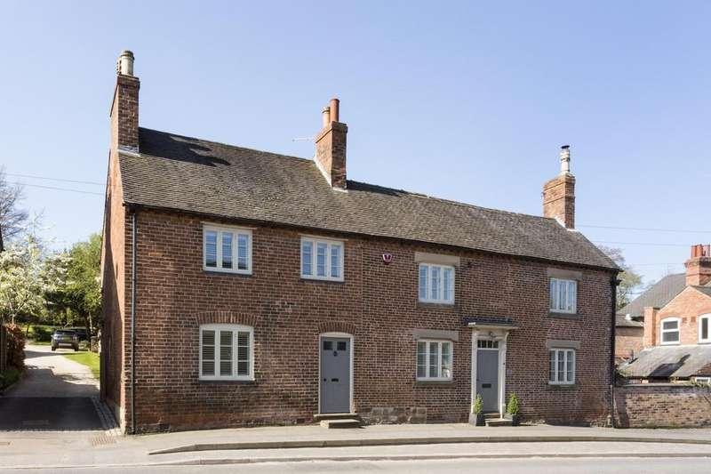 5 Bedrooms Detached House for sale in Main Street, Repton, DE65