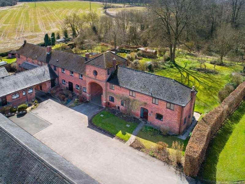 5 Bedrooms Barn Character Property for sale in Home Farm, Geary Lane, Bretby, DE15