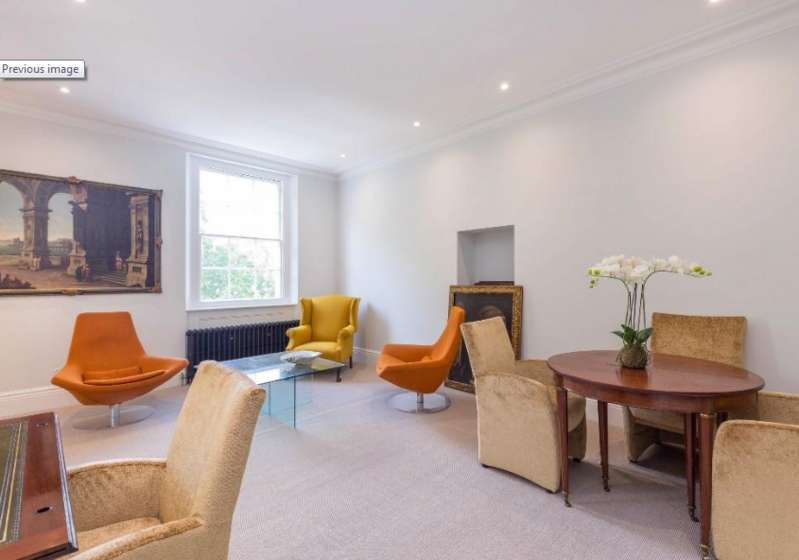 2 Bedrooms Flat for sale in Eccleston Square, London. SW1V