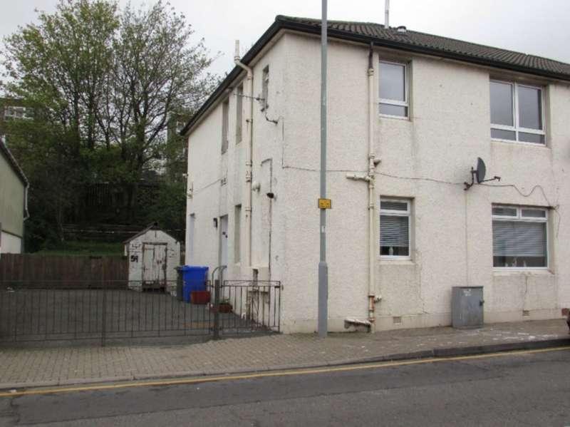 2 Bedrooms Flat for sale in Townhead Street, Cumnock KA18