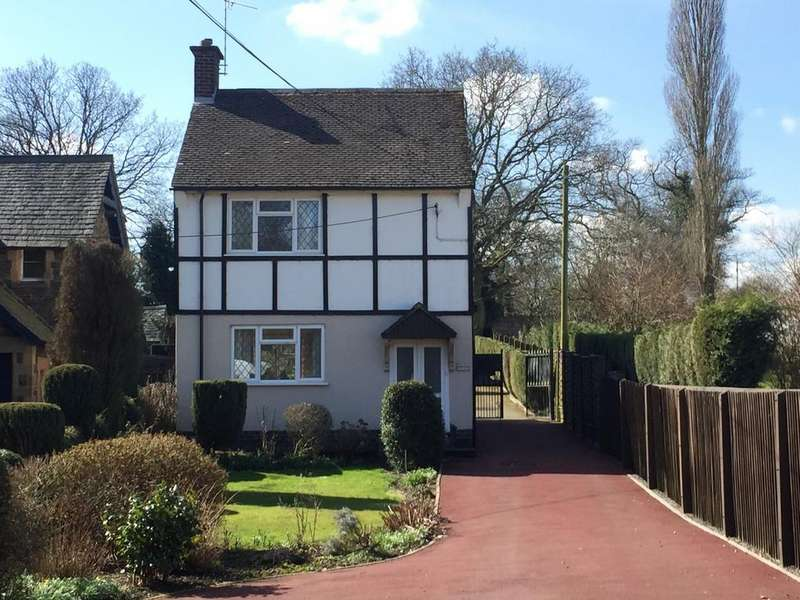 3 Bedrooms Detached House for sale in Bradgate Hill, Groby, LE6