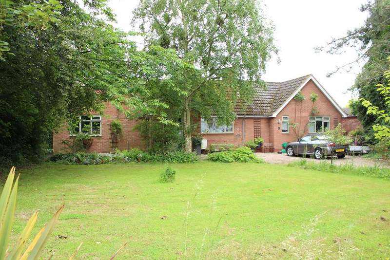 5 Bedrooms Detached Bungalow for sale in Orton-On-The-Hill, Warwickshire, CV9