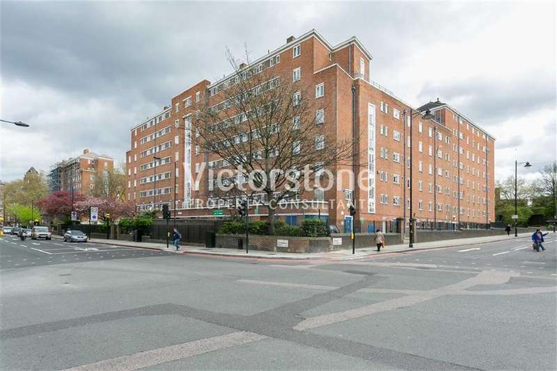 4 Bedrooms Flat for sale in Crowndale Road, Camden, London