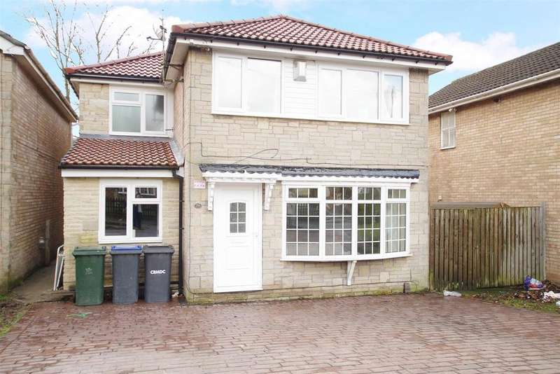 4 Bedrooms Detached House for sale in Livingstone Close, Wrose