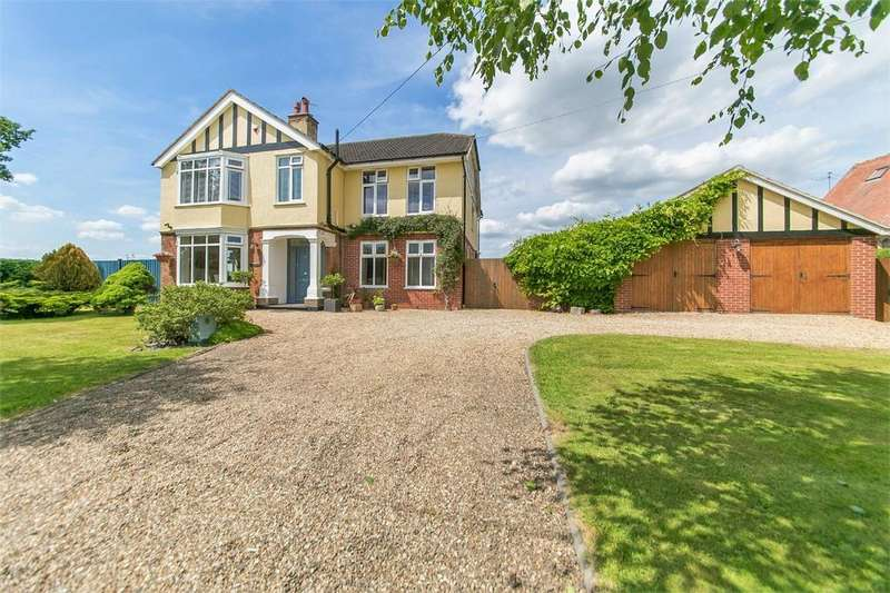 5 Bedrooms Detached House for sale in School Road, Elmstead, Colchester, Essex