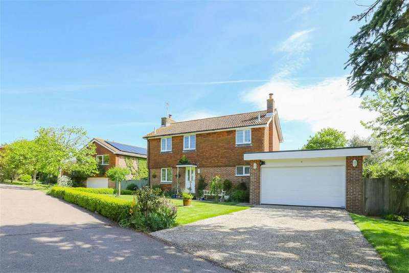 4 Bedrooms Detached House for sale in Mill Lane, Rodmell