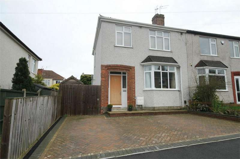 3 Bedrooms Semi Detached House for sale in Kimberley Road, Fishponds, Bristol