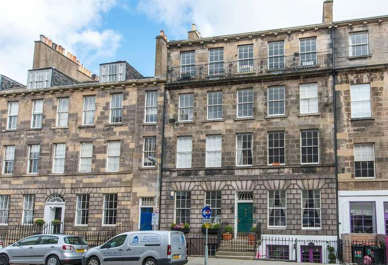 4 Bedrooms Apartment Flat for sale in Union Street, Edinburgh