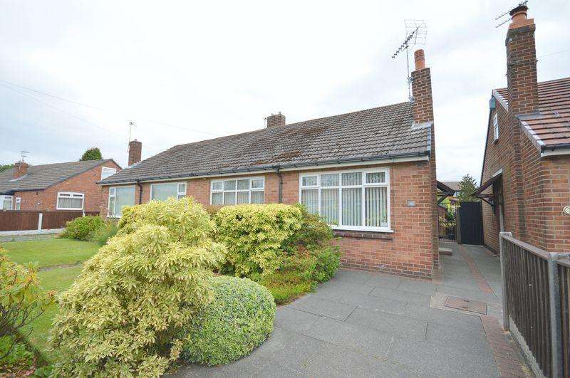 2 Bedrooms Semi Detached Bungalow for sale in Wheatfield Road, Widnes