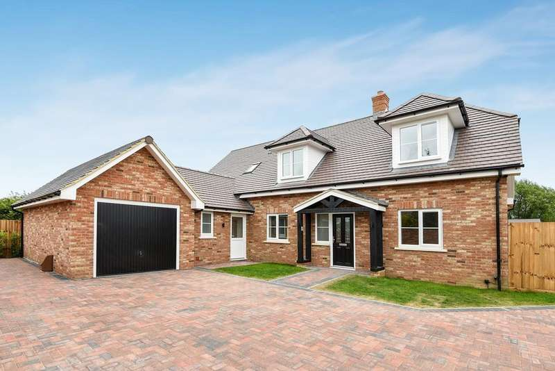 4 Bedrooms Detached House for sale in Flitton Road, Greenfield, MK45