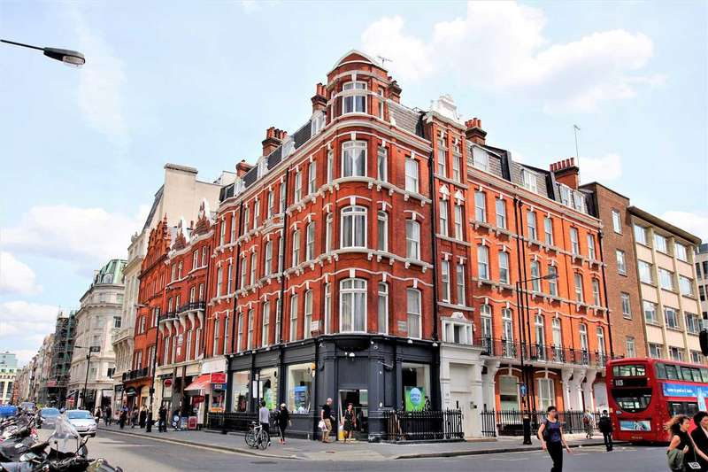 3 Bedrooms Apartment Flat for sale in John Princes Street, Marylebone
