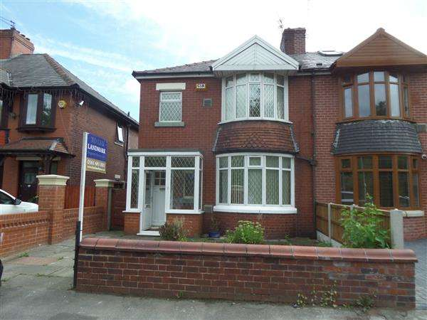 3 Bedrooms Semi Detached House for sale in Greengate East, New Moston, Manchester