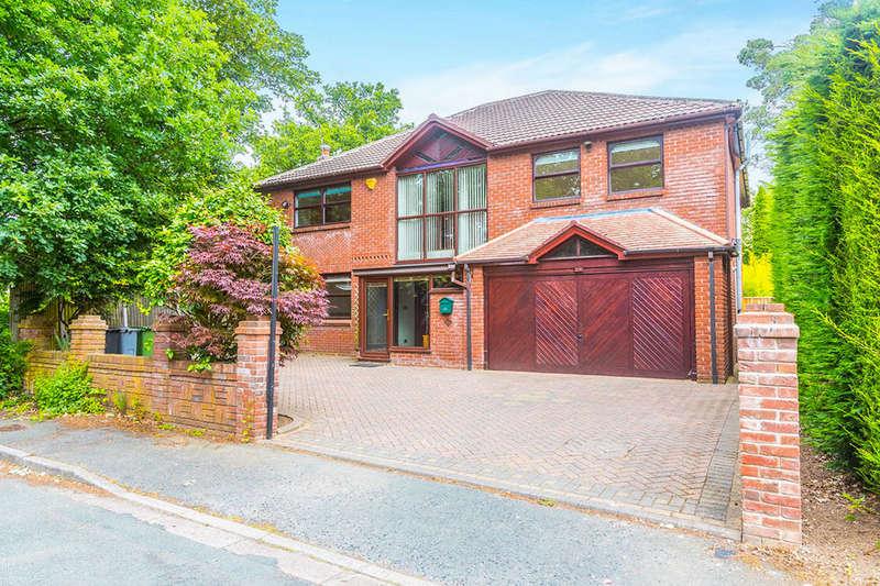 5 Bedrooms Detached House for sale in Croft Road, WILMSLOW, SK9