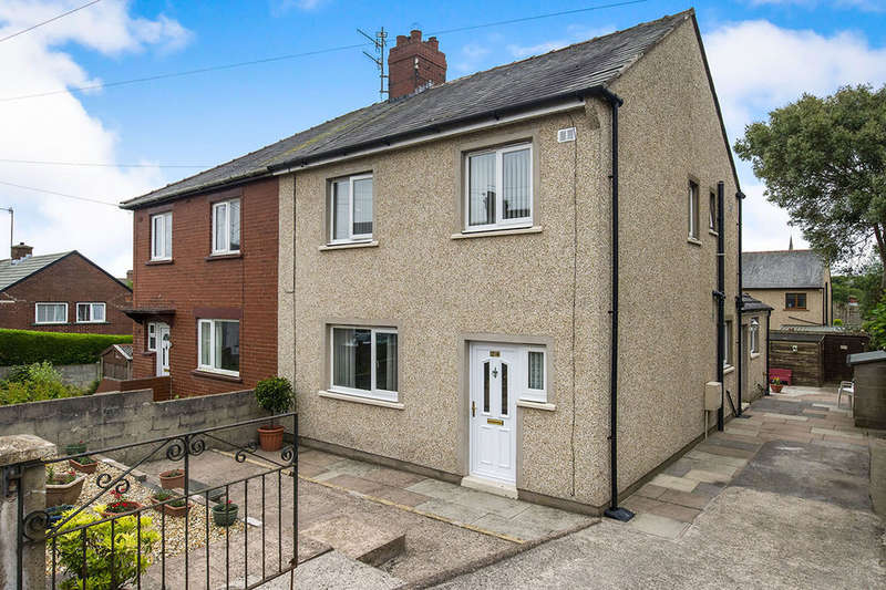 3 Bedrooms Semi Detached House for sale in Settle Street, Millom, LA18